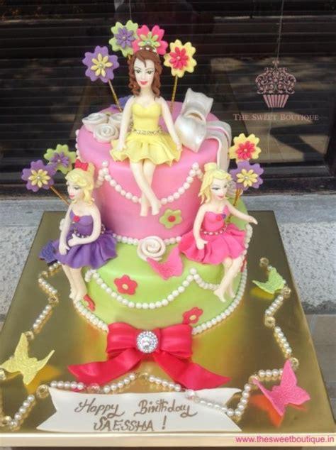New Home Design Ideas 2015 2 tier barbie princess cake the sweet boutique delhi