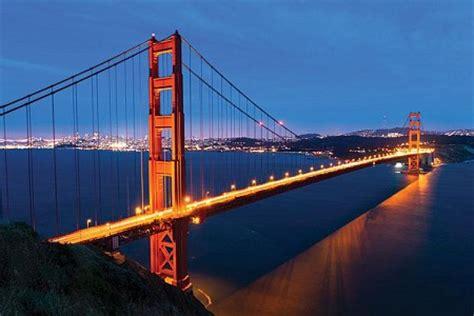 best bridge the world s top 5 landmark bridges from san fran s golden