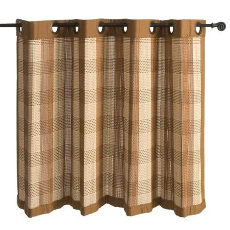 bamboo grommet curtains hover over product image to zoom click for larger image