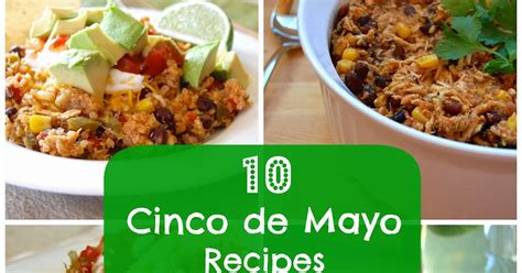 Recipes For A Cinco De Mayo by Much Kneaded Recipe Up For Cinco De Mayo