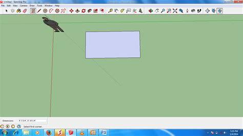 tutorial menggambar kamera tutorial tool sketch up dasar share apa saja