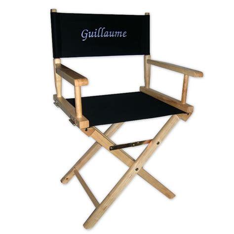 fauteuil de personnalis 233 avec broderie amikado