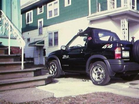chevy tracker off road stingerx 2001 chevrolet tracker specs photos