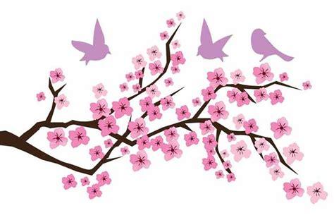 wallpaper bunga sakura kartun mewarnai bunga sakura japan yang indah dan menawan