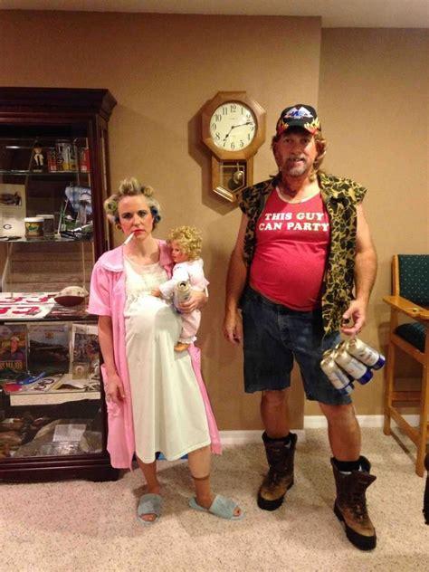 parents    party  trailer trash