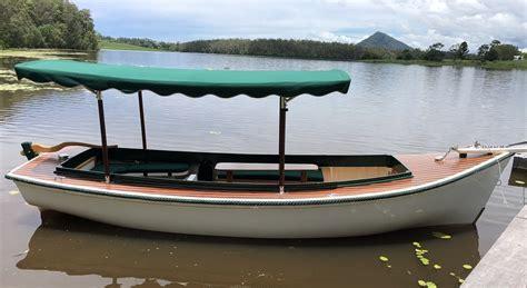 classic river boat eco boats
