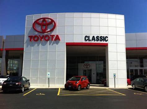 Classic Toyota Waukegan Il Classic Toyota Car Dealership In Waukegan Il 60085