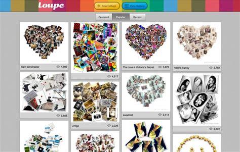Collagen Original loupe crea originales collages de fotos