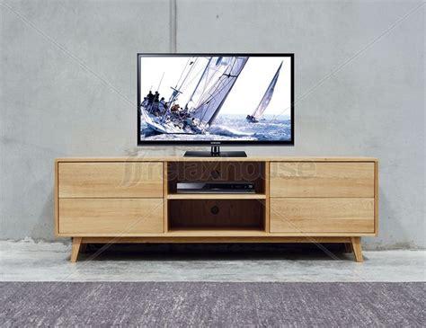 oak room copenhagen copenhagen solid oak tv cabinet 4 drawers 2 shelves home shelves tvs and drawers