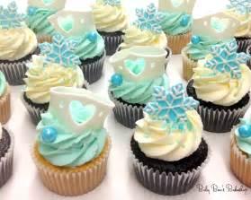 Flower cupcakes princess tiara pearls cupcakes witches magic cupcakes