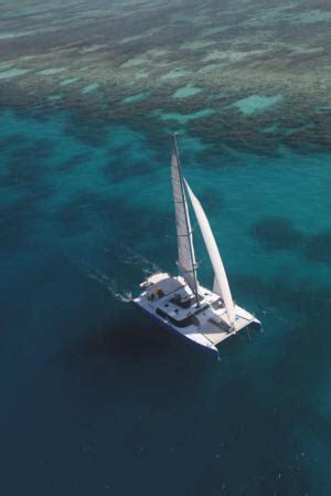 catamaran hire cairns cairns sail australia