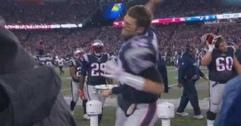 julian edelman bench press tom brady loses his mind curses out julian edelman and