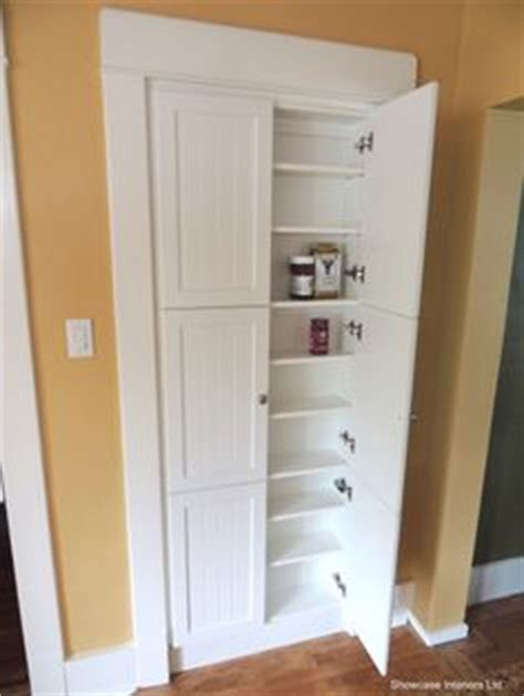 Pre Made Kitchen Pantry Kaila S Shallow Cabinet On Shallow Cabinet
