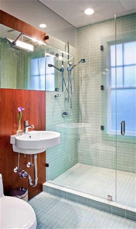garage apartment remodel modern bathroom other metro