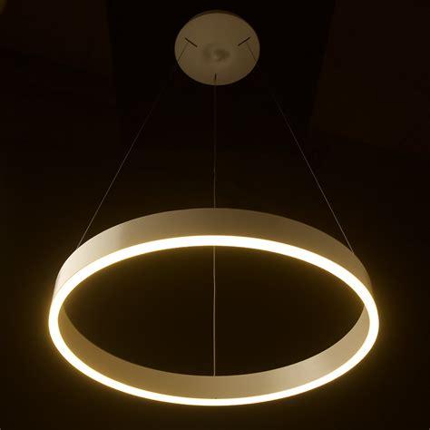 Circle Pendant Light 600mm Led Circle Pendant