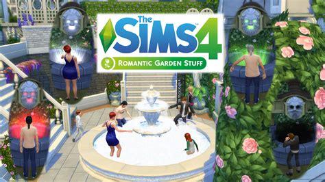 Garden Stuff The Sims 4 Hangout Stuff Pack Review