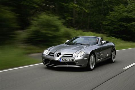 mercedes slr mclaren roadster specs price engine