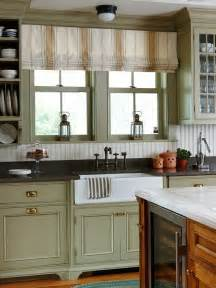 Green Kitchen Cabinets Farmhouse Kitchen With A Twist My Special Place Dwellings The Of Your Home