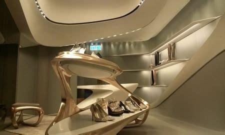 Imprese Edili E Costruzioni Londra by Vernice Satinata Marcotech Per Lo Showroom Di Zaha Hadid
