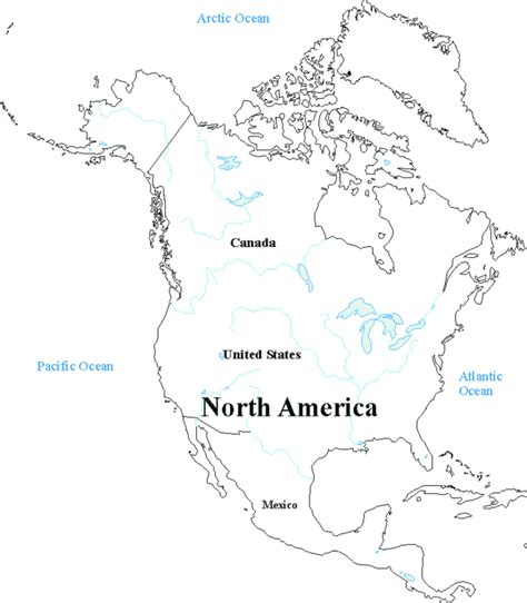free map of america printable maps of the 7 continents