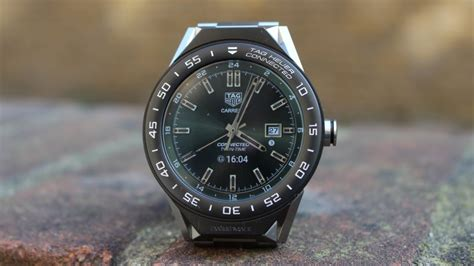 Tag Heuer Connected Black Original tag heuer connected modular 45 review