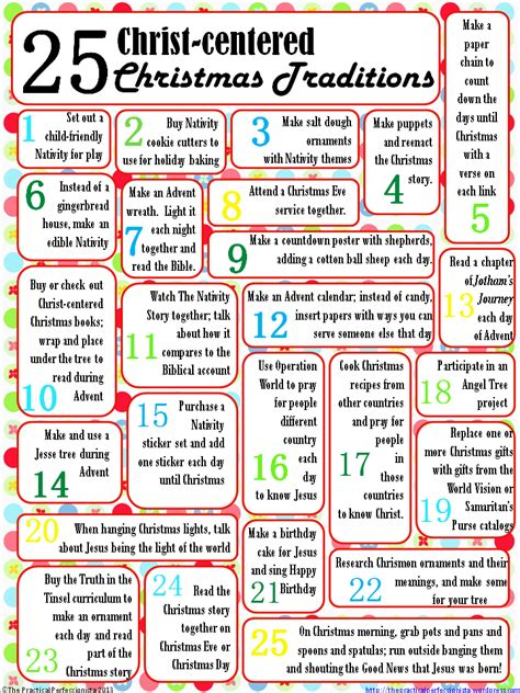 bible verses against traditional vhristmas 25 centered traditions the practical perfeccionista
