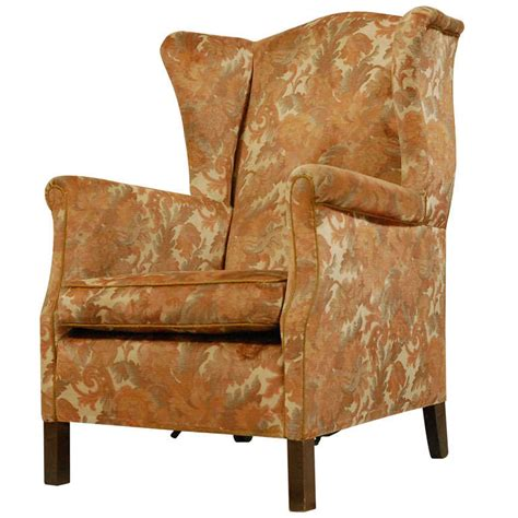 Wingback Armchair Wingback Armchair For Sale At 1stdibs