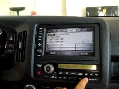 transmission control 2008 honda s2000 navigation system isimple gateway in a 2008 honda ridgeline with nav youtube