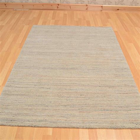 ivory rugs uk plain abrash wool rugs in ivory free uk delivery the rug seller