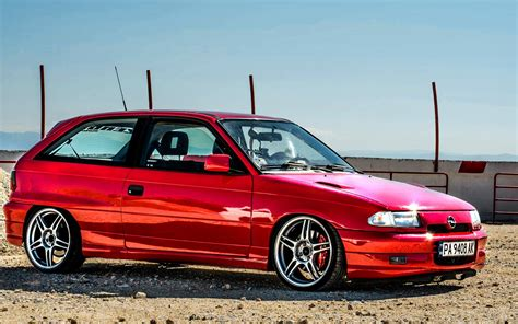 Opel Astra F by Opel Astra F 1 Tuning