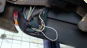 installation of a trailer wiring harness on a 2001 toyota tacoma etrailer