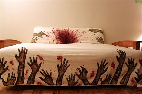 The Walking Dead Bed Set Sheets The Walking Dead In Bed