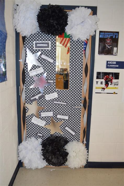Homecoming Door Decorations by Kaneland Krier Homecoming Door Decorations