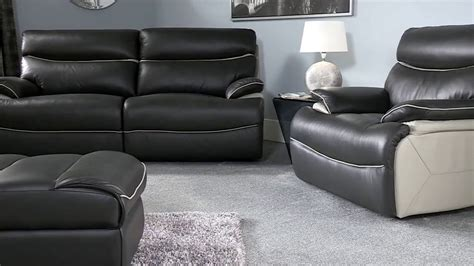 lazy boy leather sofa reviews la z boy reclining sofa town country furniture thesofa