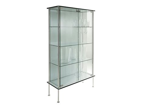 glass display cabinet shine by t d tonelli design design