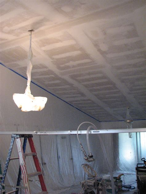 Fixing A Popcorn Ceiling by Drywall Repair Popcorn Drywall Repair Ceiling