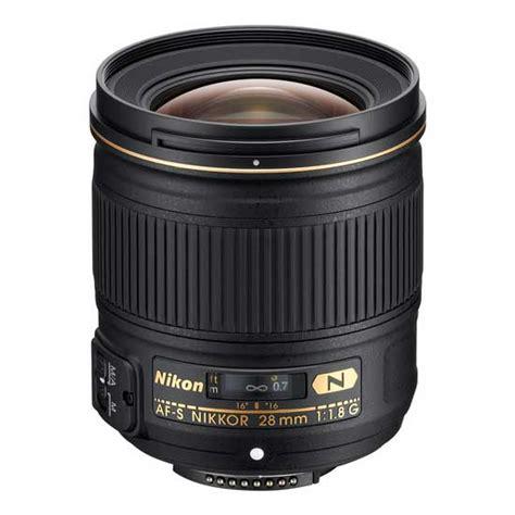 Lensa Nikon 35mm F 1 8g nikon af s 28mm f 1 8g harga dan spesifikasi