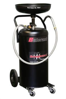 balcrank 4110 022 roughneck ii self evacuating used oil drain