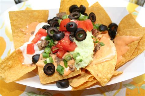 Nacho Bar Toppings by Nacho Bar Sunday 4 9 To Support High School Youth Los