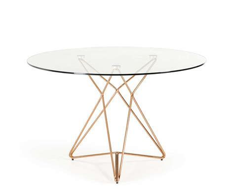 glass table top bay area glass top dining table vg 816 modern dining