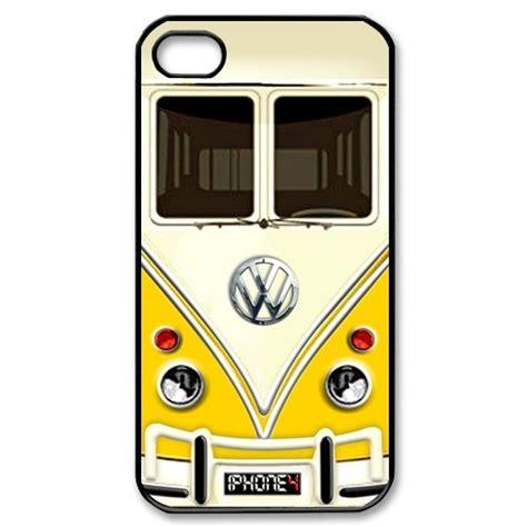 volkswagen bus iphone vw volks wagen yellow bus chrome logo iphone 4 or