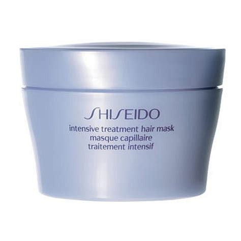 Masker Shiseido intensive treatment hair mask hair haircare