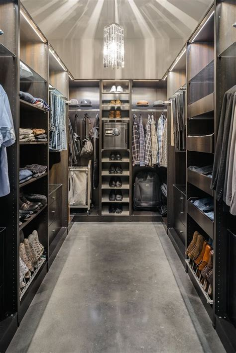 Mens Walk In Closet | amazing men s walk in closet with safe men s fashion