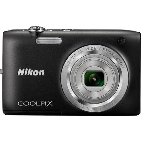 camara fotograficas nikon nikon coolpix s2800 20 1 mp point and shoot with 5x