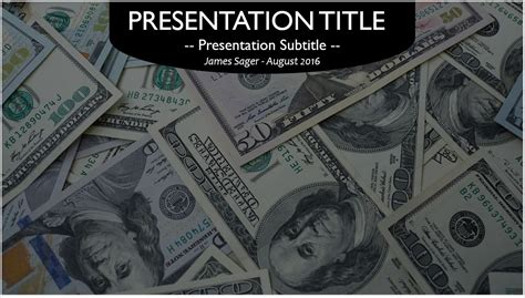 money templates for powerpoint free download free money powerpoint template 10509 sagefox powerpoint