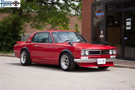 nissan hakosuka stance nissan skyline hakosuka for sale rightdrive