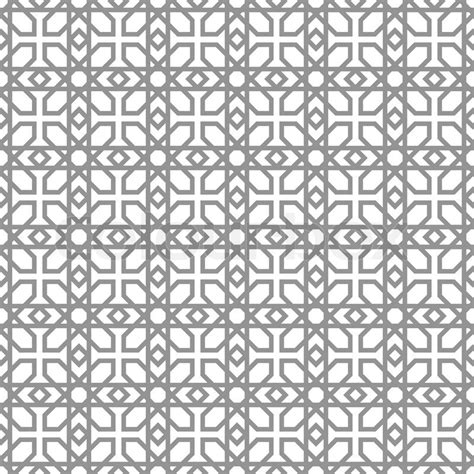 islamic style seamless pattern vector free download abstract modern background geometric seamless patterns
