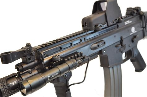 army l pt airsoft news classic army fn herstal scar l