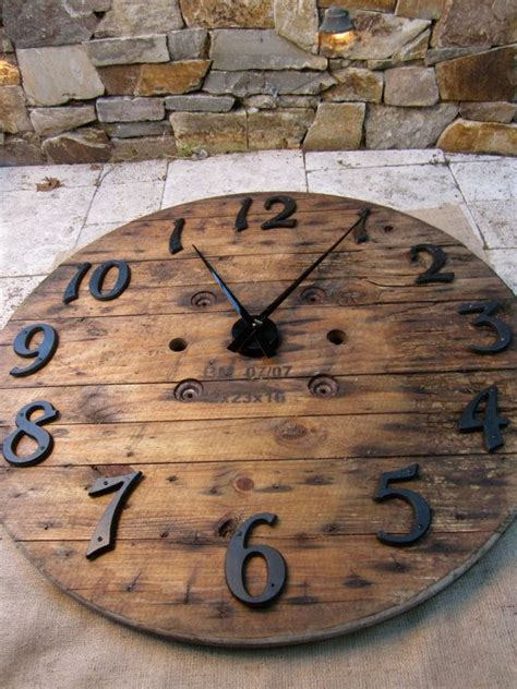 best made wall clock 19 beautiful diy wall clock ideas wood walls wall