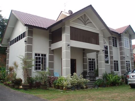 idea rumah idaman  idea design bungalow pelan